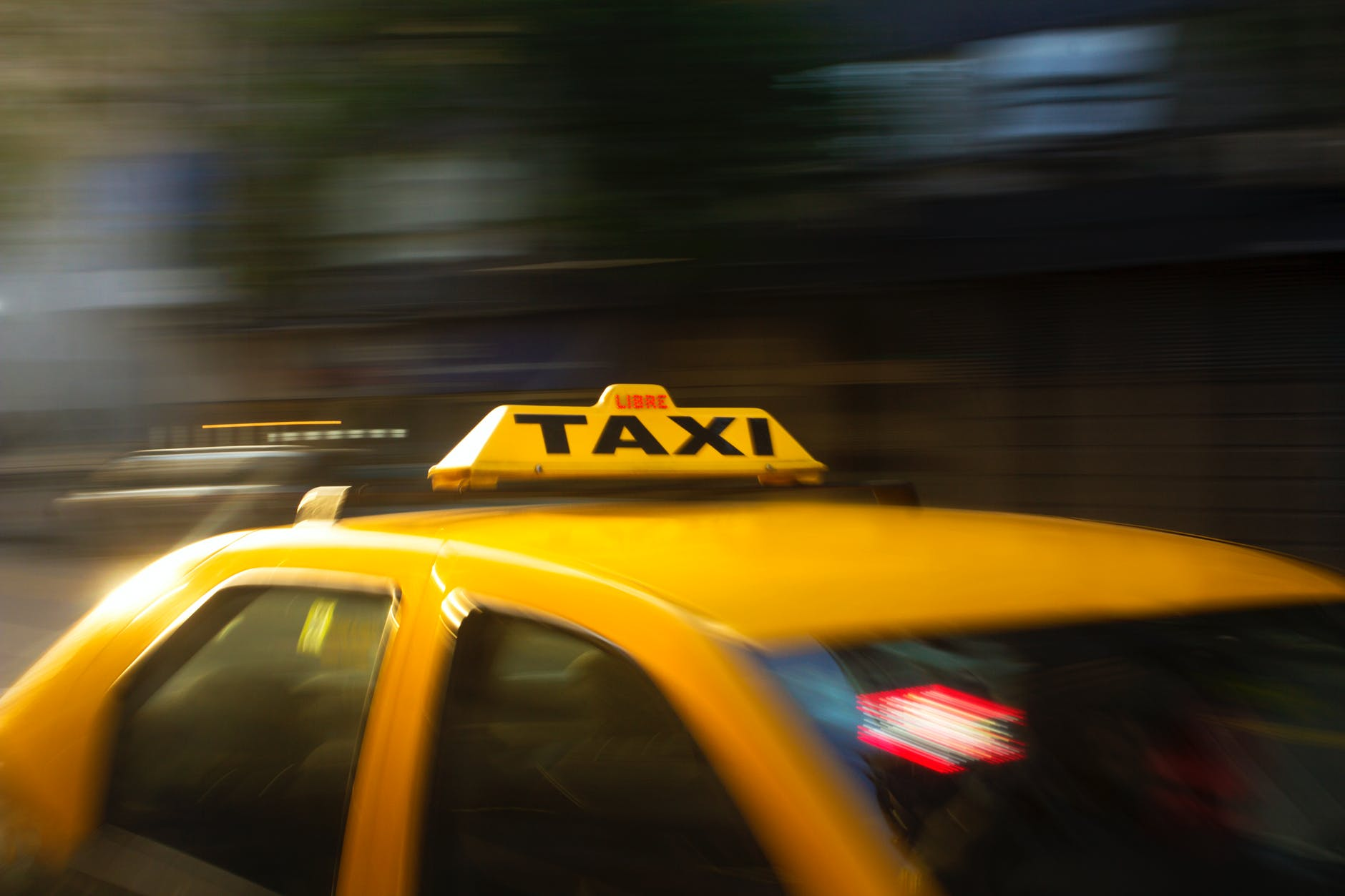 Airport taxi